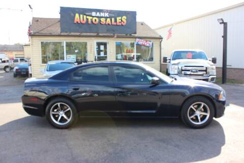2011 Dodge Charger for sale at BANK AUTO SALES in Wayne MI