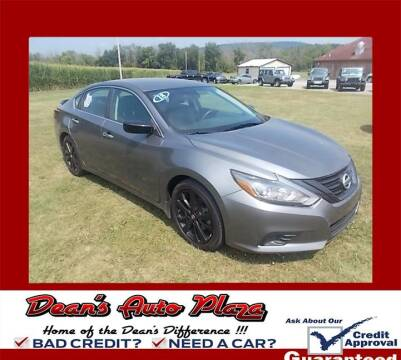 2018 Nissan Altima for sale at Dean's Auto Plaza in Hanover PA