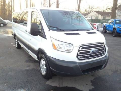 2017 Ford Transit Passenger for sale at EMG AUTO SALES in Avenel NJ