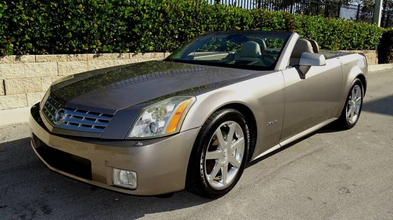 2004 Cadillac XLR for sale at Premier Luxury Cars in Oakland Park FL