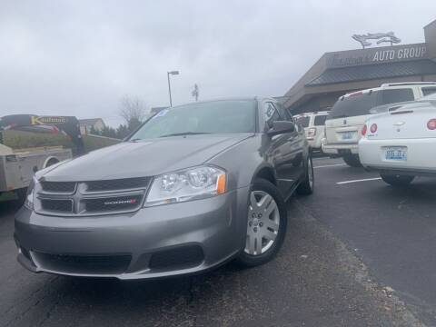 2013 Dodge Avenger for sale at FASTRAX AUTO GROUP in Lawrenceburg KY