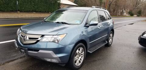 2007 Acura MDX for sale at Central Jersey Auto Trading in Jackson NJ