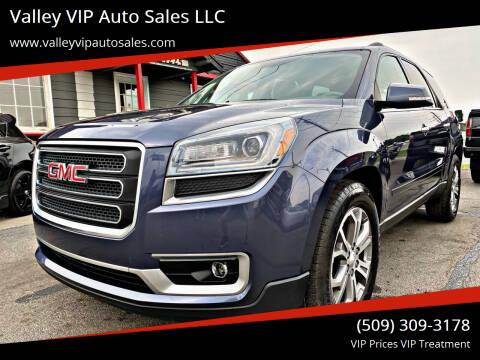 2014 GMC Acadia for sale at Valley VIP Auto Sales LLC in Spokane Valley WA