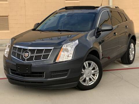 2012 Cadillac SRX for sale at Executive Motor Group in Houston TX