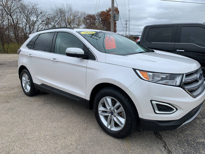2016 Ford Edge for sale at Foust Fleet Leasing in Topeka KS