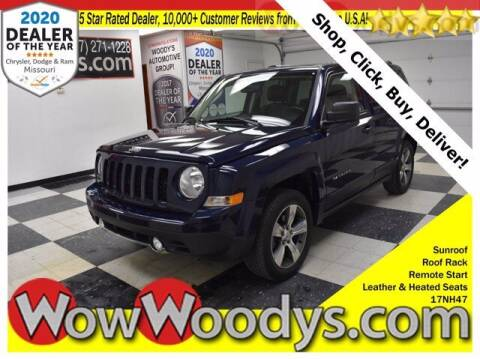 2017 Jeep Patriot for sale at WOODY'S AUTOMOTIVE GROUP in Chillicothe MO