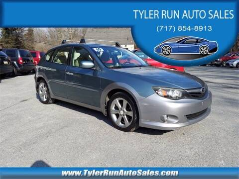2010 Subaru Impreza for sale at Tyler Run Auto Sales in York PA