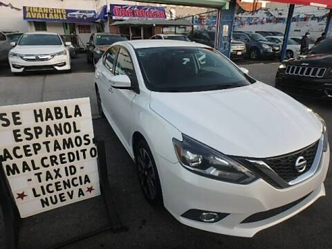 2016 Nissan Sentra for sale at Cedano Auto Mall Inc in Bronx NY