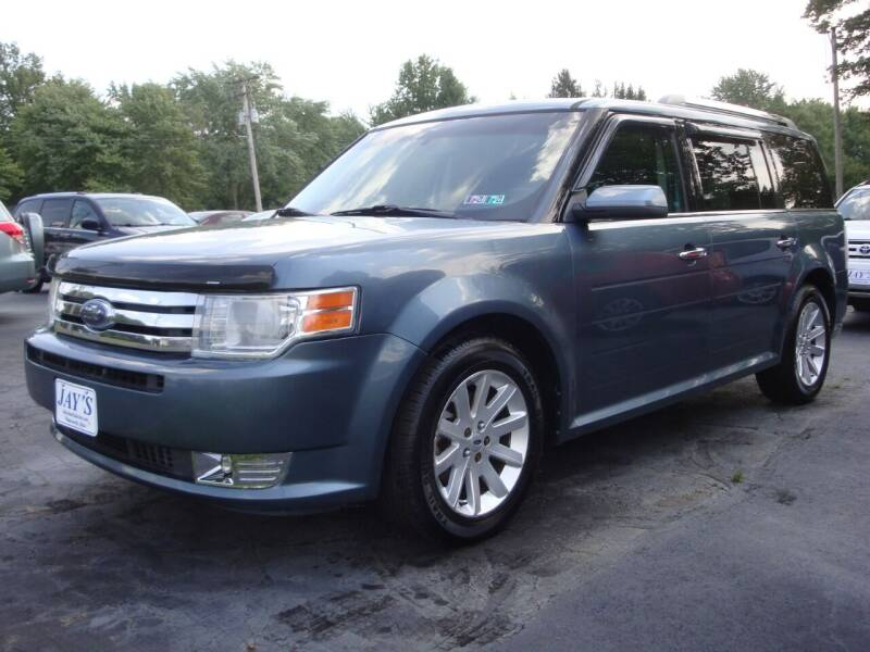 2010 Ford Flex for sale at Jay's Auto Sales Inc in Wadsworth OH