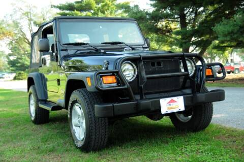 2006 Jeep Wrangler for sale at Auto House Superstore in Terre Haute IN