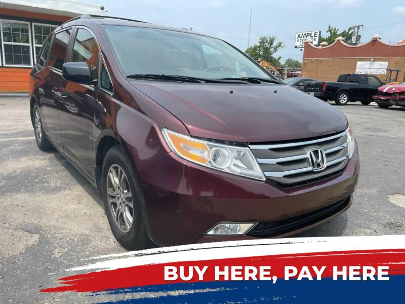 2013 Honda Odyssey for sale at Copa Mundo Auto in Richmond VA