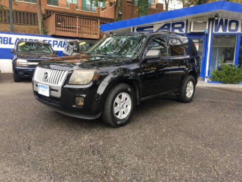 2010 Mercury Mariner for sale at Car World Inc in Arlington VA