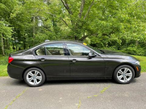 2016 BMW 3 Series for sale at ROBERT MOTORCARS in Woodbury CT