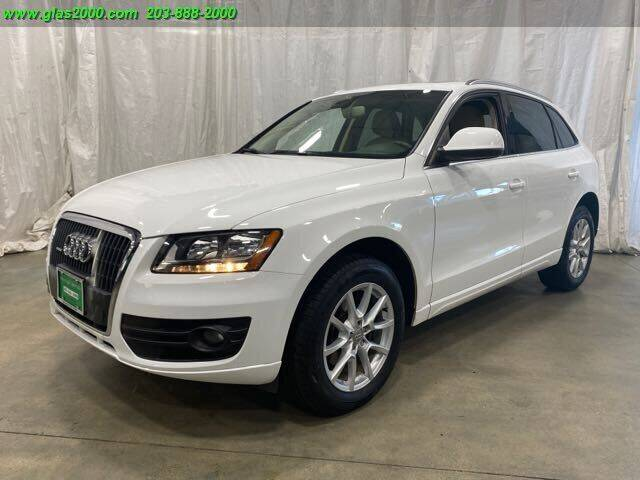 2012 Audi Q5 for sale at Green Light Auto Sales LLC in Bethany CT