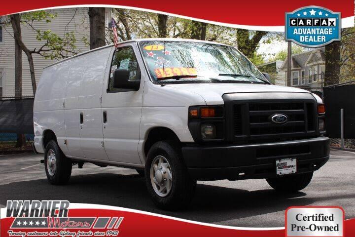 2014 Ford E-Series Cargo for sale at Warner Motors in East Orange NJ