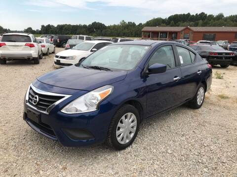 2018 Nissan Versa for sale at Delta Motors LLC in Jonesboro AR