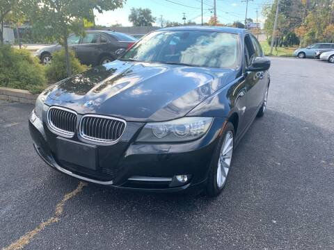 2010 BMW 3 Series for sale at Boardman Auto Mall in Boardman OH
