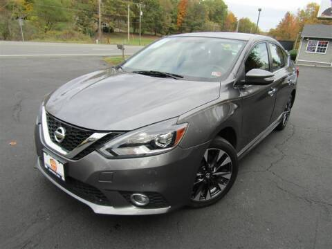 2017 Nissan Sentra for sale at Guarantee Automaxx in Stafford VA