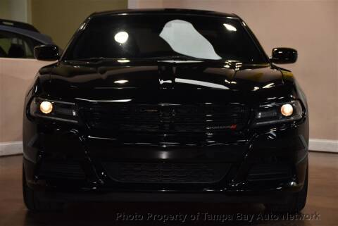2018 Dodge Charger for sale at Tampa Bay AutoNetwork in Tampa FL