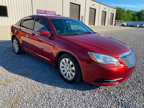 2013 Chrysler 200 for sale at Anaheim Auto Auction in Irondale AL