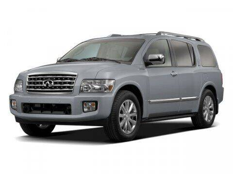 2010 Infiniti QX56 for sale at TRAVERS GMT AUTO SALES - Traver GMT Auto Sales West in O Fallon MO