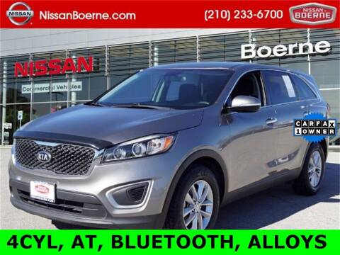 2017 Kia Sorento for sale at Nissan of Boerne in Boerne TX