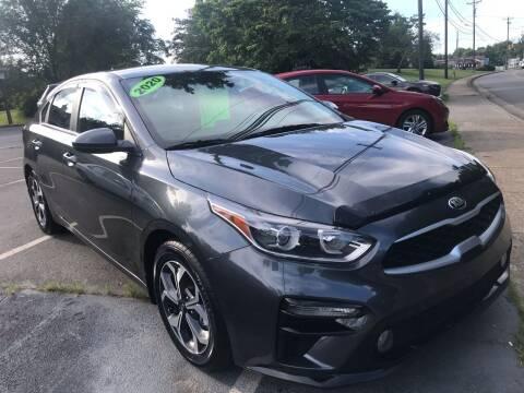 2020 Kia Forte for sale at Scotty's Auto Sales, Inc. in Elkin NC