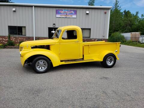 1946 Chevrolet C/K 10 Series for sale at GRS Auto Sales and GRS Recovery in Hampstead NH