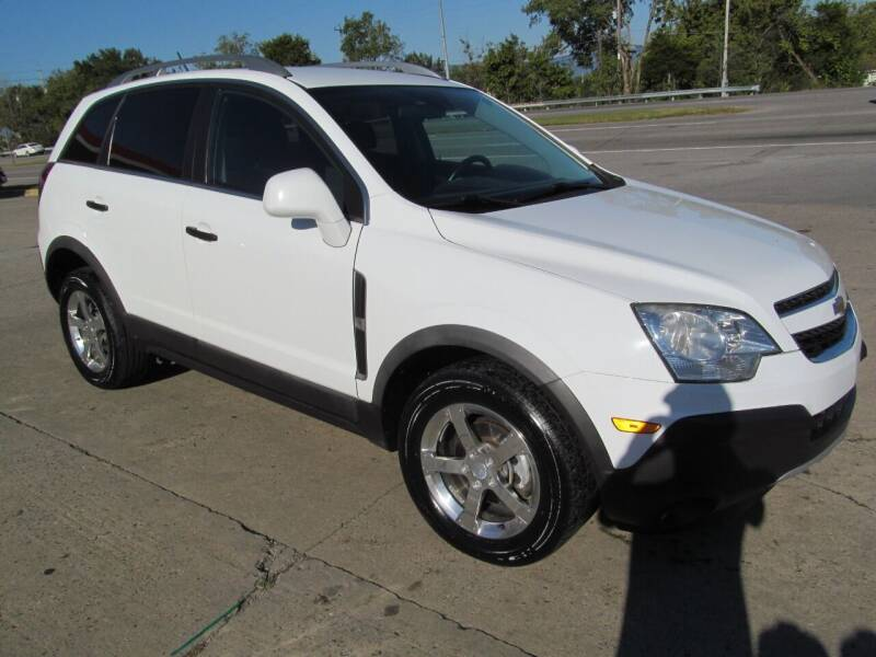 2012 Chevrolet Captiva Sport for sale at HarrogateAuto.com in Harrogate TN