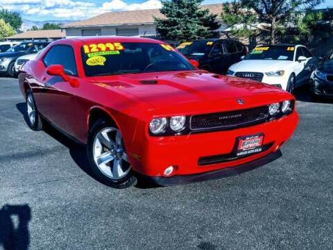 2009 Dodge Challenger for sale at Bargain Auto Sales LLC in Garden City ID