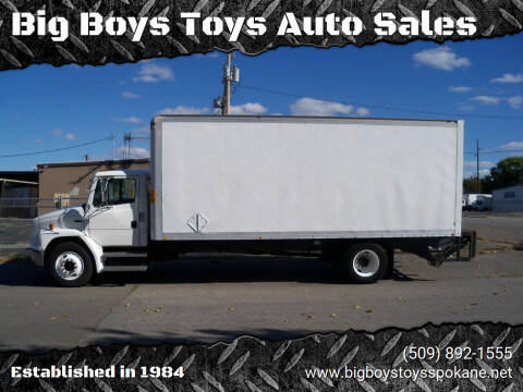1999 Freightliner FL70 for sale at Big Boys Toys Auto Sales in Spokane Valley WA