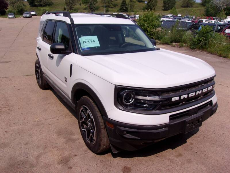2021 Ford Bronco Sport for sale at Barney's Used Cars in Sioux Falls SD