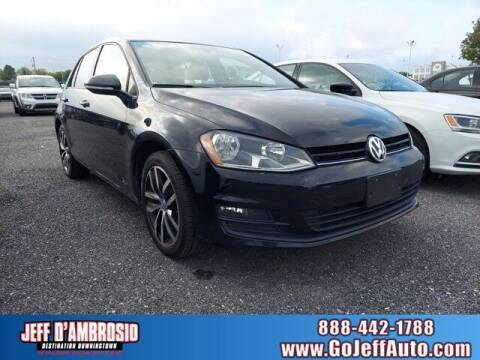 2016 Volkswagen Golf for sale at Jeff D'Ambrosio Auto Group in Downingtown PA