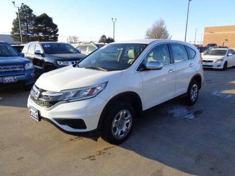 2015 Honda CR-V for sale at America Auto Inc in South Sioux City NE