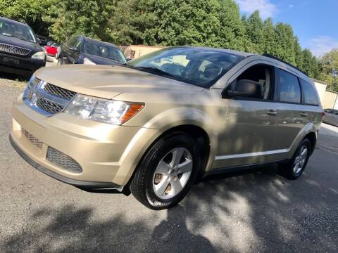 2011 Dodge Journey for sale at Twins Motors in Charlotte NC