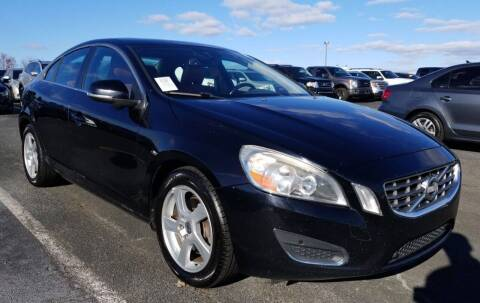2012 Volvo S60 for sale at Angelo's Auto Sales in Lowellville OH
