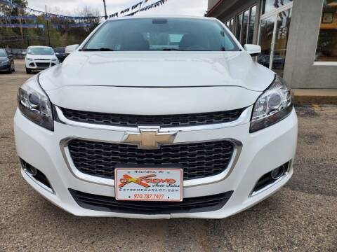 2015 Chevrolet Malibu for sale at Extreme Auto Sales LLC. in Wautoma WI