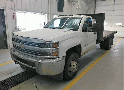 2015 Chevrolet Silverado 3500HD CC for sale at KA Commercial Trucks, LLC in Dassel MN