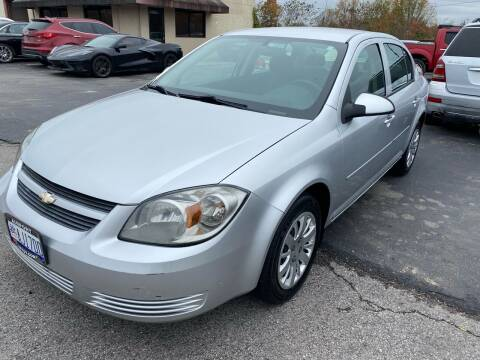 2010 Chevrolet Cobalt for sale at Tennessee Auto Brokers LLC in Murfreesboro TN
