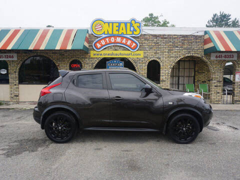 2013 Nissan JUKE for sale at Oneal's Automart LLC in Slidell LA