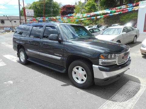 2006 GMC Yukon XL for sale at Ricciardi Auto Sales in Waterbury CT