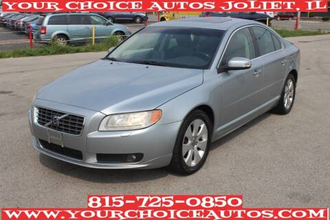 2009 Volvo S80 for sale at Your Choice Autos - Joliet in Joliet IL