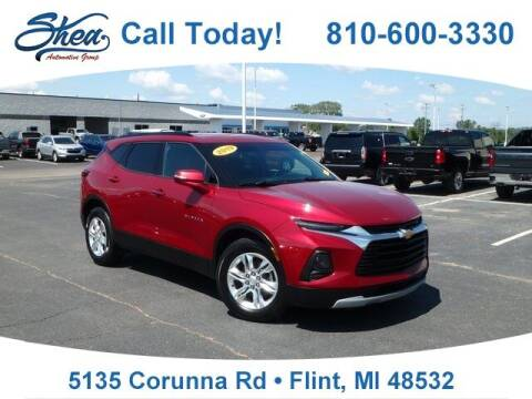 2019 Chevrolet Blazer for sale at Erick's Used Car Factory in Flint MI