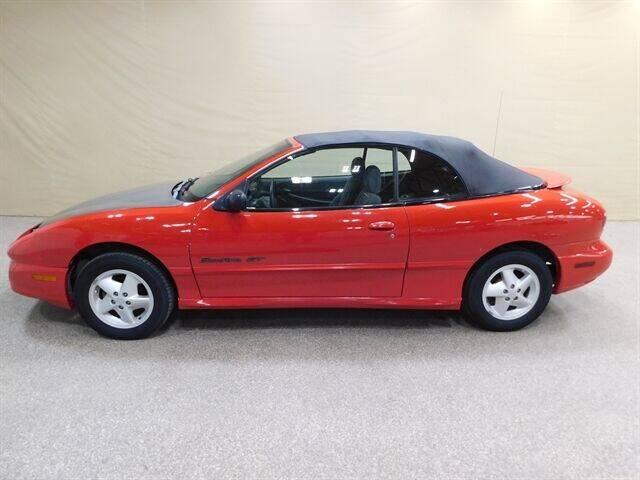 1999 Pontiac Sunfire for sale at Dells Auto in Dell Rapids SD