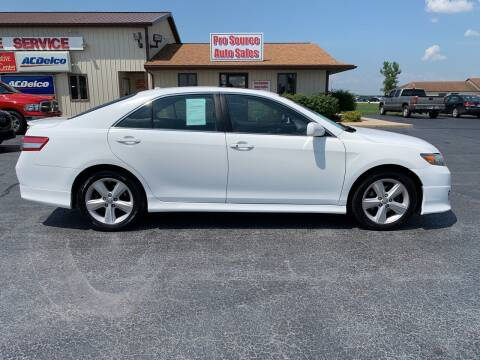 2011 Toyota Camry for sale at Pro Source Auto Sales in Otterbein IN