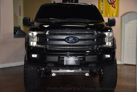 2020 Ford F-150 for sale at Tampa Bay AutoNetwork in Tampa FL