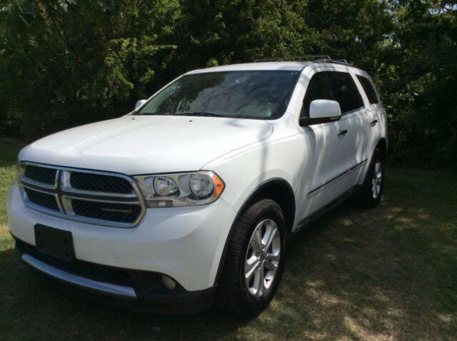 2013 Dodge Durango for sale at Allen Motor Co in Dallas TX