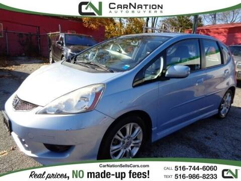 2009 Honda Fit for sale at CarNation AUTOBUYERS, Inc. in Rockville Centre NY