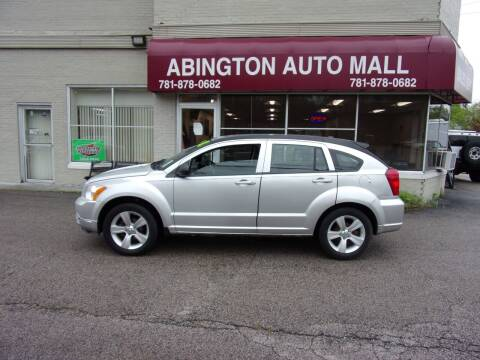 2010 Dodge Caliber for sale at Abington Auto Mall LLC in Abington MA