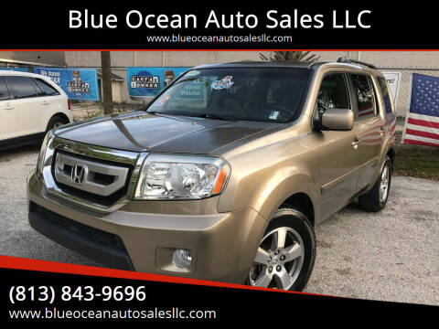 2009 Honda Pilot for sale at Blue Ocean Auto Sales LLC in Tampa FL